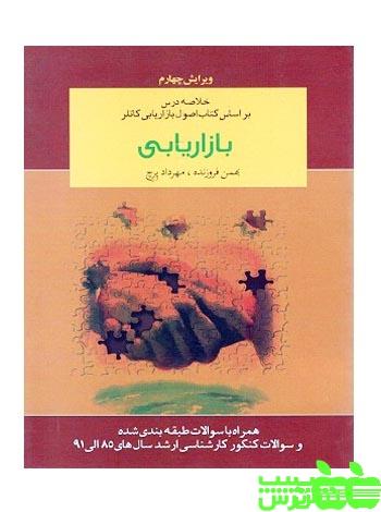 خلاصه بازاریابی پرچ آموخته